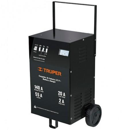 Cargador de Baterías 12 V 200 A TRUPER