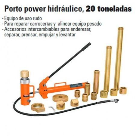 Porto Power Hidráulico 20 Toneladas TRUPER