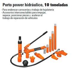 Porto Power Hidráulico 10 Toneladas TRUPER