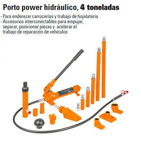 Porto Power Hidráulico 4 Toneladas TRUPER