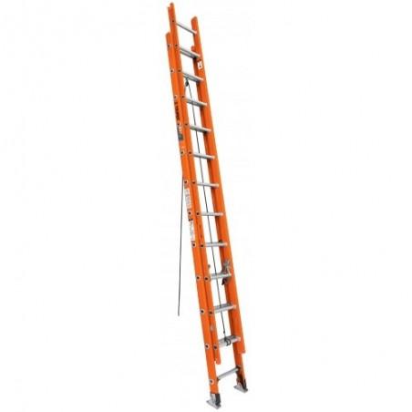 Escalera de Extencion Fibra de Vidrio 102 kg TRUPER