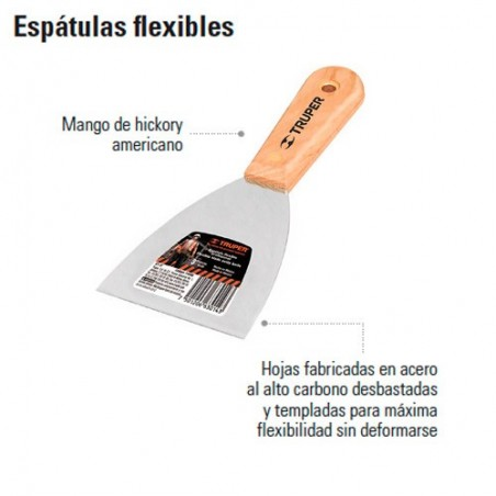 Espátula Flexible TRUPER