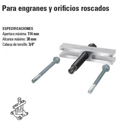 Extractor Para Engranes y Oficios Roscados TRUPER