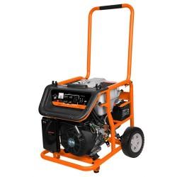 Generador Eléctrico a Gasolina Portátil Alta Potencia 15 HP TRUPER