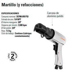 Martillo Neumático TRUPER