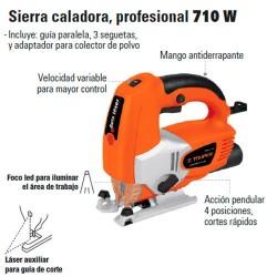 Sierra Caladora Profesional 710 W TRUPER