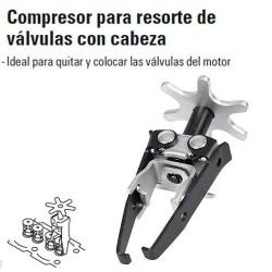Compresor para Resorte de Válvulas con Cabeza TRUPER