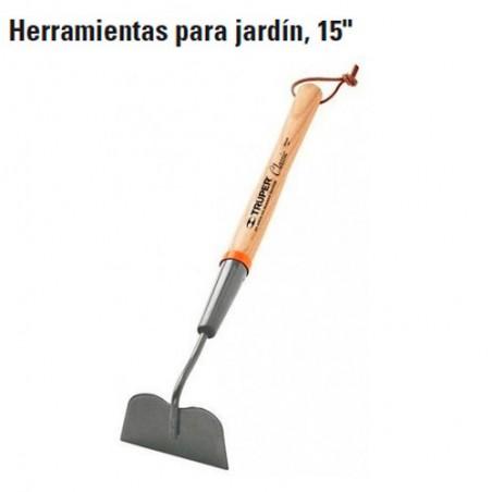 "Herramientas Para Jardín 15"" TRUPER"