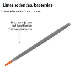 Lima Redonda Bastarda TRUPER