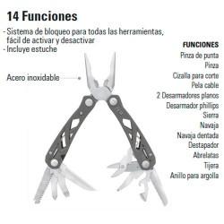 Multiherramienta 14 Funciones TRUPER