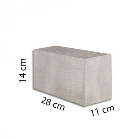 Block Solido de Concreto