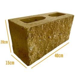 Compra en linea block solido de concreto en - Ladrillo hueco precio ...