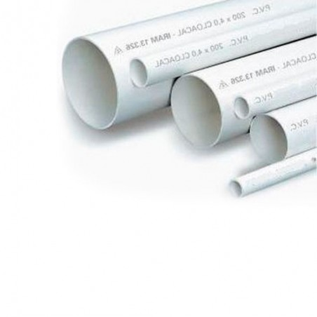 Tubo PVC Sanitario