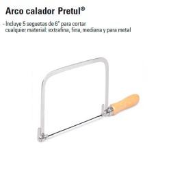 Arco Calador PRETUL