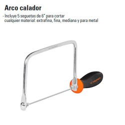Arco Calador TRUPER