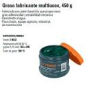 Grasa Lubricante Multiusos 450g. TRUPER