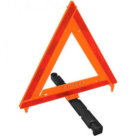 Triangulos de Seguridad de 30 cm de altura TRUPER