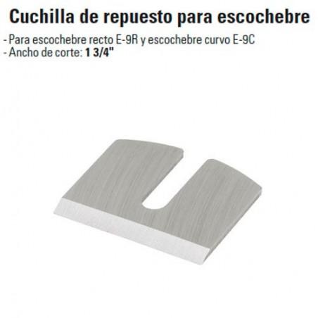 Repuesto Cuchilla Escochebre TRUPER