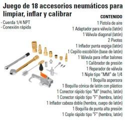 Accesorios para Neumaticos 1 TRUPER