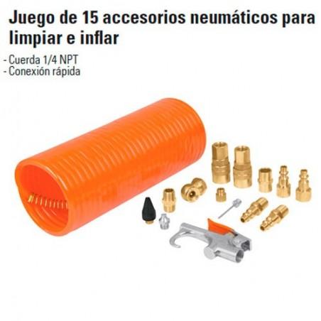 Accesorios para Neumaticos 2 TRUPER