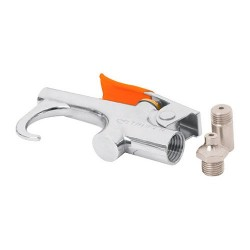 Pistola Mini Metalica para Sopletear TRUPER