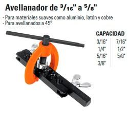 """Avellanador 3/16"""" a 5/8"""" TRUPER"""