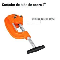"""Cortador de Tubo de Acero 2"""" TRUPER"""