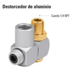Destorcedor de Aluminio TRUPER