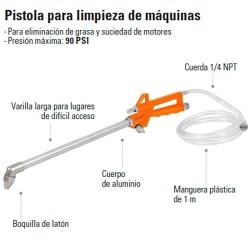 Pistola para Limpieza de Maquinas TRUPER