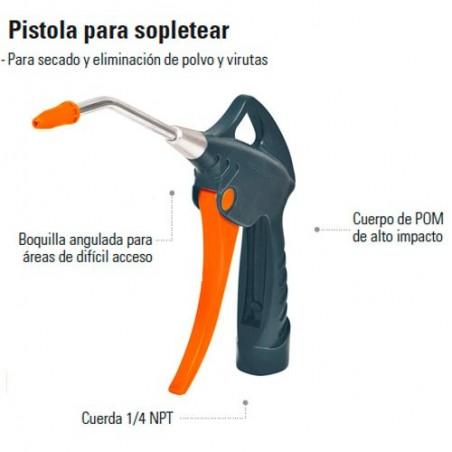 Pistola para Sopletear TRUPER