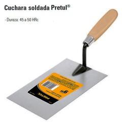 Cuchara Tipo Yesera PRETUL