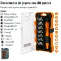 Desarmador Joyero de 28 Puntas TRUPER