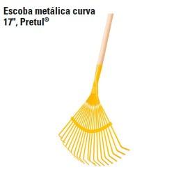 Escoba Metalica 20 Dientes PRETUL