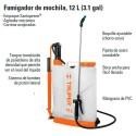 Fumigadora de Mochila 12L (3.1gal) TRUPER