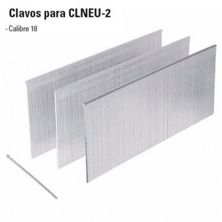 Clavos Para Clavadora Profesional CLNEU-2 TRUPER