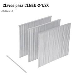Clavos Para Clavadora Uso Rudo CLNEU-2-1/2X TRUPER