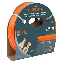 Mangueras de PVC Para Compresor Baja Presion TRUPER