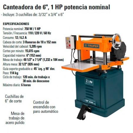 """Cepillo de Piso 15"""" 3HP TRUPER"""
