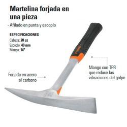 Martelina Forjada TRUPER