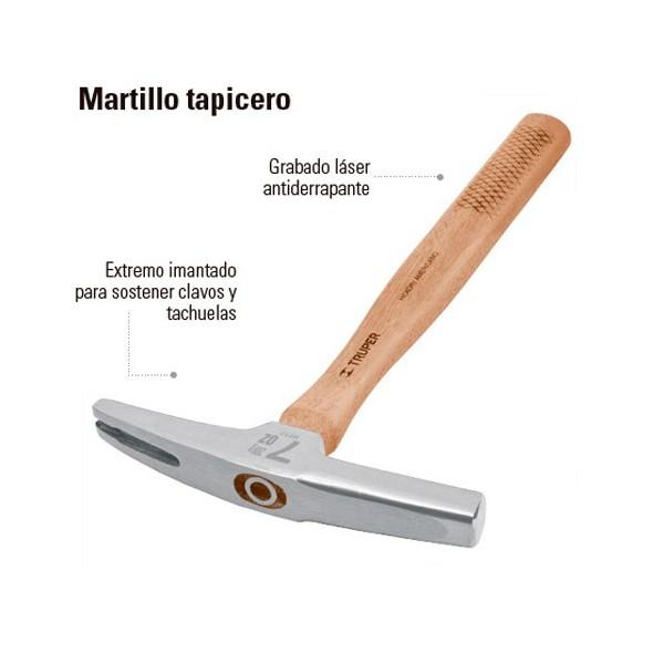Martillo Tapicero TRUPER