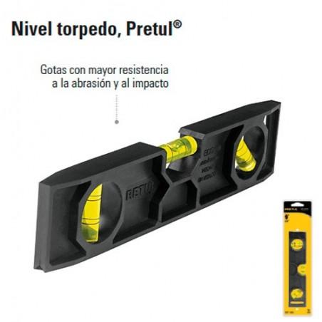 Nivel Torpedo PRETUL