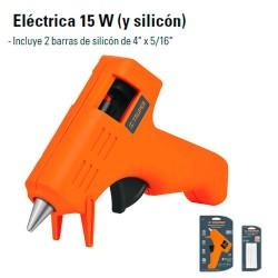 Pistola Electrica de Silicon 15W TRUPER