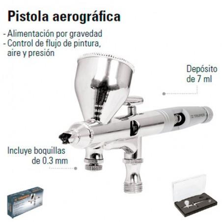 Pistola Aerografica TRUPER