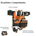 Portaherramientas de Poliester 7 Compartimentos TRUPER