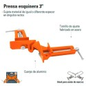 "Prensa Esquinera 3"" TRUPER"
