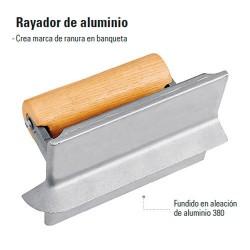 Rayador de Aluminio TRUPER