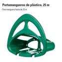Portamanguera de Plastico 25 m TRUPER