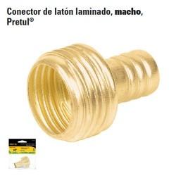 Conector de Laton Laminado PRETUL