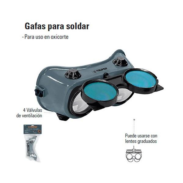 Gafas Para Soldar TRUPER