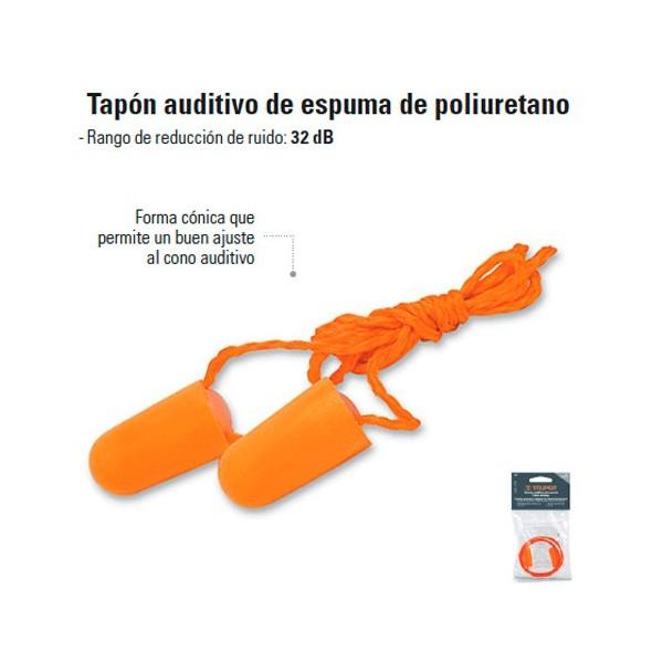 Tapones de Espuma de Poliuretano TRUPER